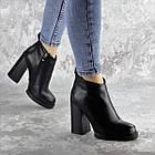 Ботильоны женские Fashion Tito 2458 40 размер 25,5 см Черный, фото 3