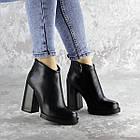 Ботильоны женские Fashion Tito 2458 40 размер 25,5 см Черный, фото 5