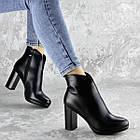 Ботильоны женские Fashion Zuess 2426 35 размер 23 см Черный, фото 3