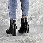 Ботильоны женские Fashion Zuess 2426 35 размер 23 см Черный, фото 5