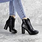 Ботильоны женские Fashion Zuess 2426 35 размер 23 см Черный, фото 6