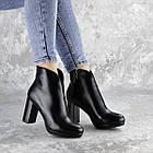 Ботильоны женские Fashion Zuess 2426 35 размер 23 см Черный, фото 7