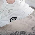 Кроссовки женские Fashion Ahura 2574 39 размер 25 см Белый, фото 3