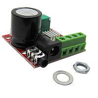 Модуль усилителя 2x15 Ватт PAM8610 с регулятором громкости