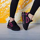 Кроссовки женские Fashion Babirusa 2585 36 размер 23,5 см Черный, фото 3