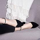 Туфли женские Fashion Wabba 2678 37 размер 24 см Черный, фото 2