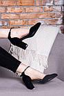 Туфли женские Fashion Wabba 2678 37 размер 24 см Черный, фото 3