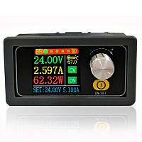 Регулируемый SEPIC преобразователь напряжения XYS3580 Uin-6~36V, Uout-0.6~36V, 5A, 80W