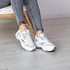 Кросівки жіночі Fashion Caleb 2548 37 розмір 23 см Білий, фото 5
