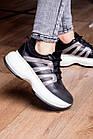 Кросівки жіночі Fashion Cassie 2189 36 розмір 23 см Чорний, фото 6
