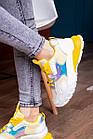 Кроссовки женские Fashion Coojo 2237 36 размер 23 см Белый, фото 4
