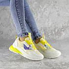 Кроссовки женские Fashion Coojo 2237 36 размер 23 см Белый, фото 9