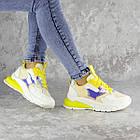 Кроссовки женские Fashion Coojo 2237 36 размер 23 см Белый, фото 10