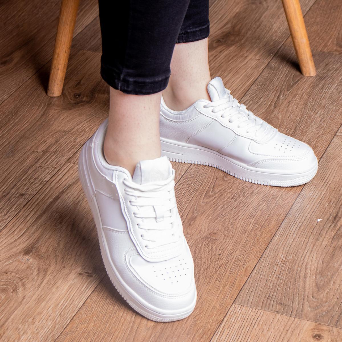 Кроссовки женские Fashion Croc 2202 36 размер 23 см Белый