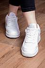 Кроссовки женские Fashion Croc 2202 36 размер 23 см Белый, фото 4