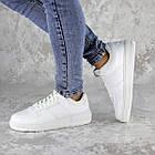 Кроссовки женские Fashion Croc 2202 36 размер 23 см Белый, фото 7