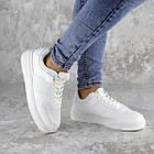 Кроссовки женские Fashion Croc 2202 36 размер 23 см Белый, фото 8