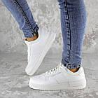 Кроссовки женские Fashion Croc 2202 36 размер 23 см Белый, фото 9