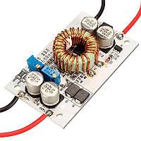 Модуль 250W Повышающий преобразователь с    ограничителем тока Uin 8,5-48V, Uout 10-50V