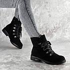 Ботинки женские зимние Fashion Oberon 2379 36 размер 23,5 см Черный, фото 2