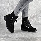 Ботинки женские зимние Fashion Oberon 2379 36 размер 23,5 см Черный, фото 4