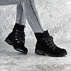 Ботинки женские зимние Fashion Oberon 2379 36 размер 23,5 см Черный, фото 5