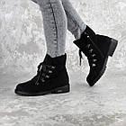 Ботинки женские зимние Fashion Oberon 2379 36 размер 23,5 см Черный, фото 6
