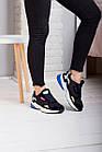 Кроссовки женские Fashion Haile 2586 37 размер 24 см Черный, фото 3