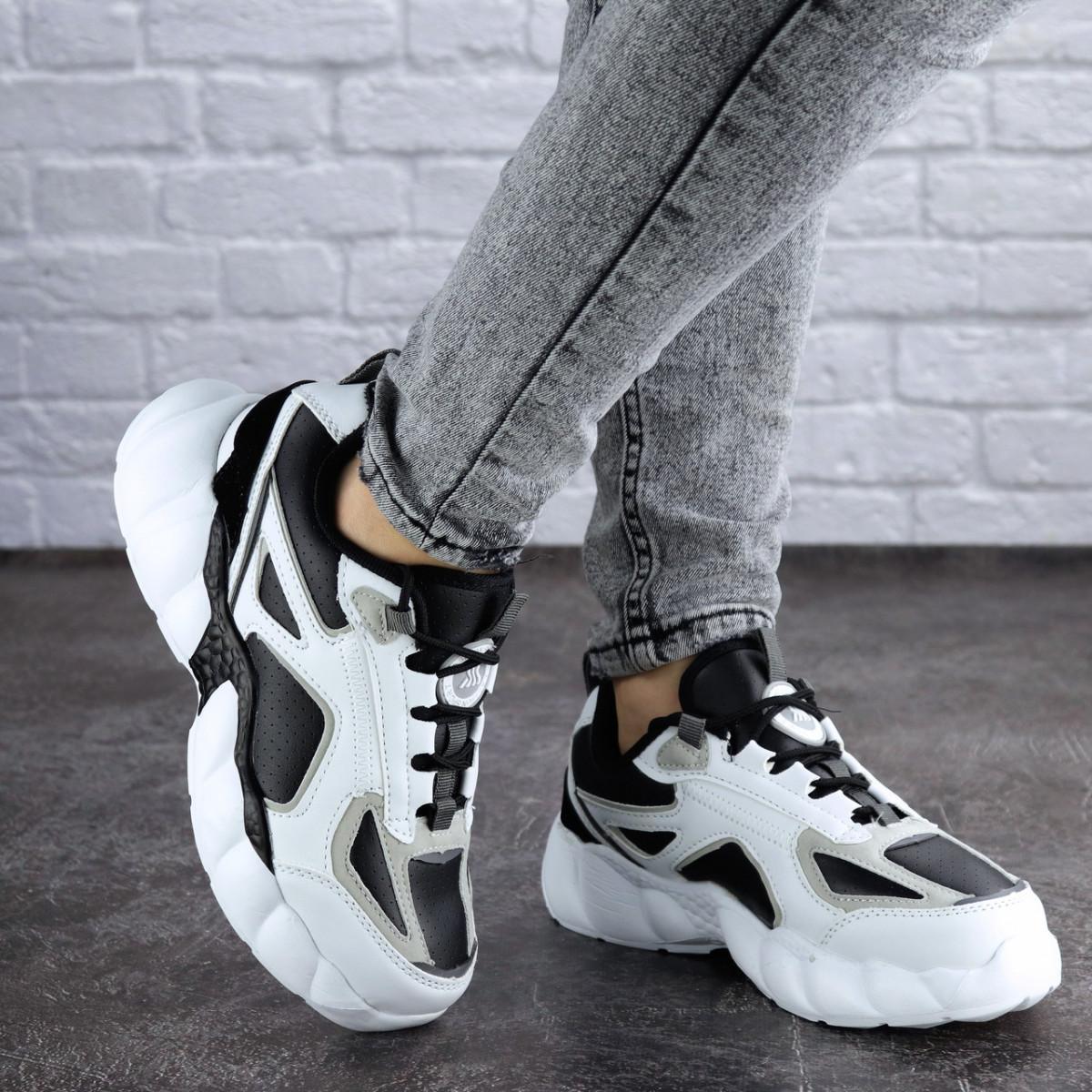 Женские кроссовки Fashion Bruno 1995 37 размер 24 см Белый