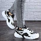 Женские кроссовки Fashion Bruno 1995 37 размер 24 см Белый, фото 3