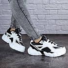 Женские кроссовки Fashion Bruno 1995 37 размер 24 см Белый, фото 4