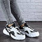 Женские кроссовки Fashion Bruno 1995 37 размер 24 см Белый, фото 6