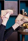 Жіночі босоніжки Fashion Abendigo 2829 37 розмір 24 см Бежевий, фото 7