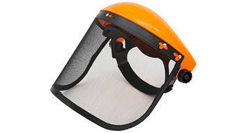 Маска защитная для лица (сетка)