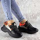 Кроссовки женские Fashion Rufis 2151 36 размер 23 см Черный, фото 7