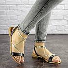 Женские босоножки Fashion Arrura 1640 38 размер 24,5 см Черный, фото 9