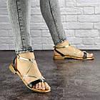Женские босоножки Fashion Arrura 1640 38 размер 24,5 см Черный, фото 8