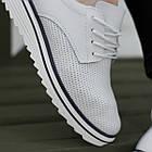 Кроссовки женские Fashion Saffi 2688 38 размер 24,5 см Белый, фото 5
