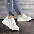 Женские кроссовки Fashion Freeway 1619 36 размер 23 см Белый, фото 4