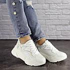 Женские кроссовки Fashion Freeway 1619 36 размер 23 см Белый, фото 5
