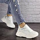 Женские кроссовки Fashion Freeway 1619 36 размер 23 см Белый, фото 6