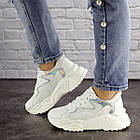 Женские кроссовки Fashion Freeway 1619 36 размер 23 см Белый, фото 7