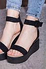 Женские босоножки Fashion Babee 2747 36 размер 23,5 см Черный, фото 5