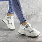 Кросівки жіночі Fashion Tab 2461 38 розмір 24 см Білий, фото 2