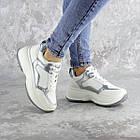Кросівки жіночі Fashion Tab 2461 38 розмір 24 см Білий, фото 4