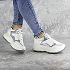 Кросівки жіночі Fashion Tab 2461 38 розмір 24 см Білий, фото 7