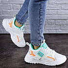 Жіночі кросівки Fashion Kirsty 1883 38 розмір 24 см Білий, фото 2
