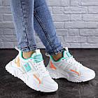 Жіночі кросівки Fashion Kirsty 1883 38 розмір 24 см Білий, фото 7