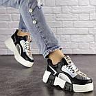 Женские кроссовки Fashion Leroy 1323 37 размер 23,5 см Черный, фото 2