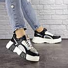 Женские кроссовки Fashion Leroy 1323 37 размер 23,5 см Черный, фото 4